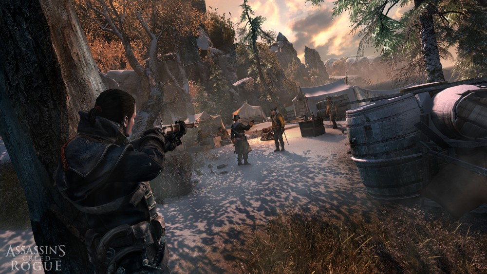 Assassin S Creed Rogue Puts An End To Assassin S Creed In The