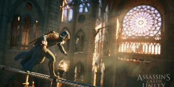 Chaos and density reign in Assassin's Creed Unity (preview)