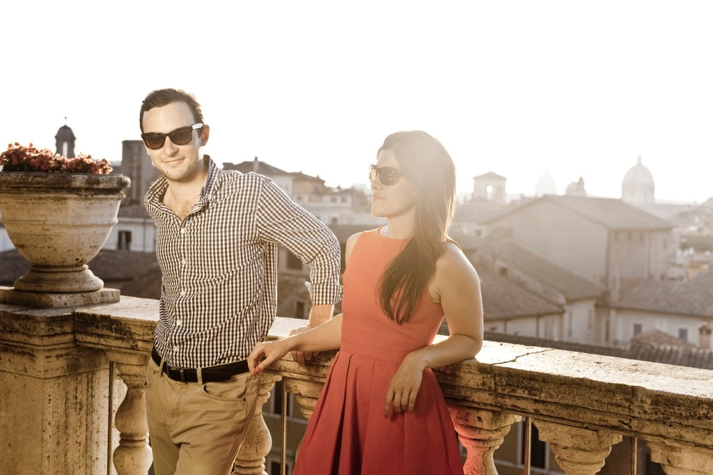 Ben Wolford and Christina Asencio, the founders of Latterly.