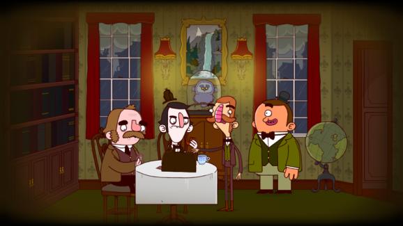 The Adventures of Bertram Fiddle