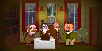 The top 10 games of Pitch Us in One Tweet 2014 (#3: The Adventures of Bertram Fiddle)