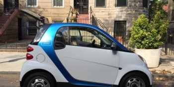 Car2Go takes Brooklyn with 400 on-demand Smart cars — we go for a spin