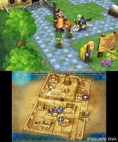 Dragon Quest VII for 3DS - 2