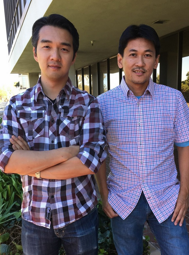 Flow State Media founders Kahn Jekarl and Redentor Quiambao.