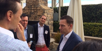 Peter Thiel: Mobile computing, big data, and edu software nothing but buzzwords