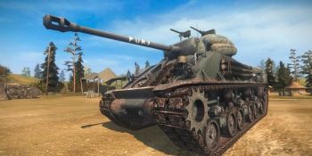 World of Tanks was never supposed to turn into an e-sport