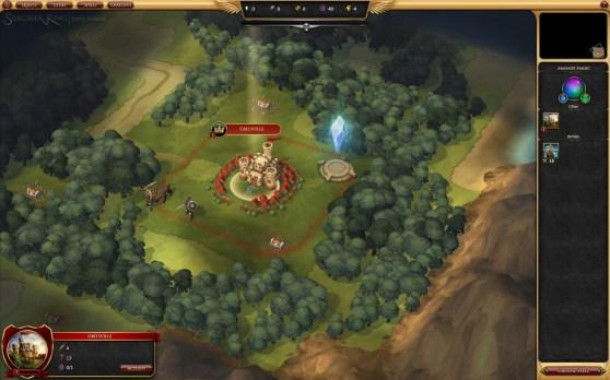 Sorcerer King gameplay