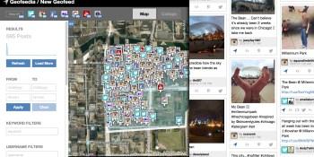 Geofeedia geolocates your social media postings, reaps $3.5M