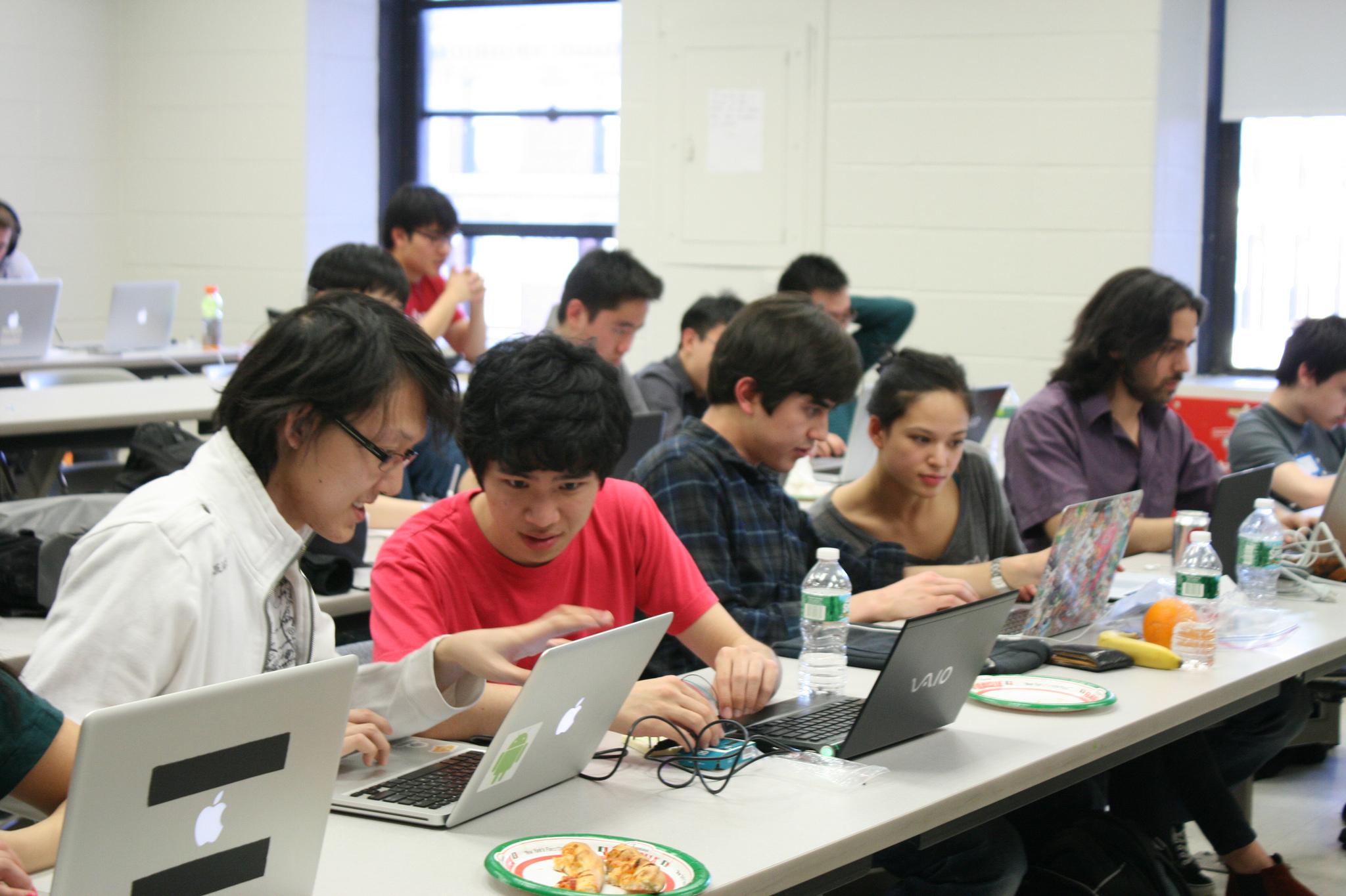 Hackathon hackNY org Flickr