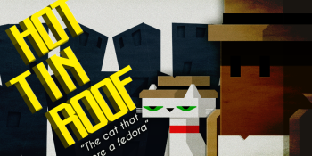 The top 10 games of Pitch Us in One Tweet 2014 (#1: Hot Tin Roof)
