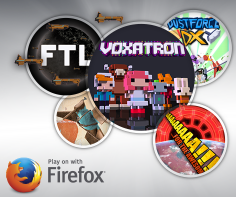 Mozilla teams up with Humble Bundle to offer Firefox and Chrome users eight  plugin-free games | GamesBeat