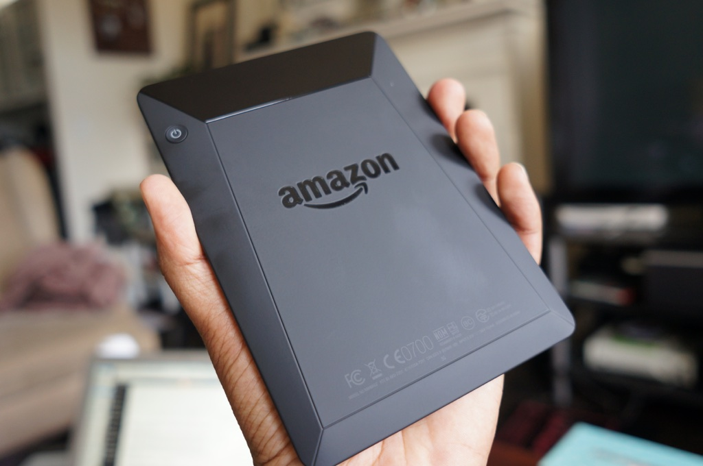 Amazon's Kindle Voyage is the best e-reader yet --- but it ...