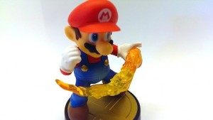 This Italian plumber is also a master in the fireball arts.