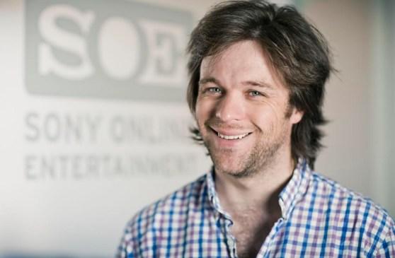 Matt Higby of Sony Online Entertainment
