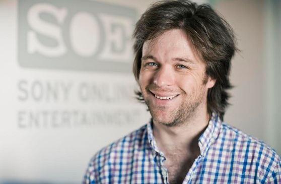 Matt Higby of Sony Online Entertainment