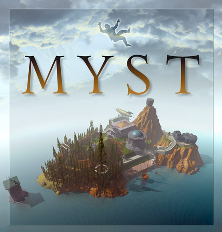 Myst was one of the most popular computer games of all time.