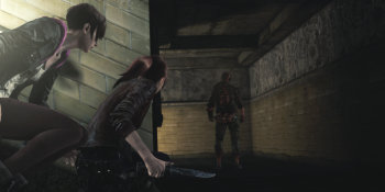 Resident Evil Revelations 2 finally fixes a big Capcom problem: your partner's brains