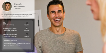 Healthvana is the first app to deliver HIV test results electronically