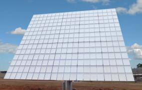 A Semprius solar array