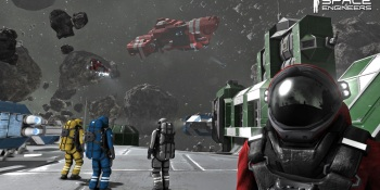 Indie astro-construction sim Space Engineers rockets past 1M copies sold