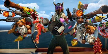 Sunset Overdrive's crazy style is a gleeful blend of Tony Hawk Pro Skater and combat (review)