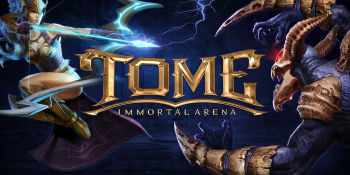 More action, less timesink — MOBA Tome: Immortal Arena hits Steam on Nov. 21