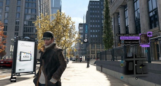 Watch Dogs running on Maxwell GPUs