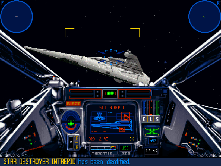 LucasArts was known for its Star Wars licensed titles and its adventure games.