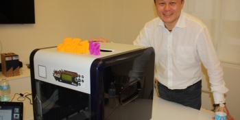 Taiwan's XYZprinting launches $800 all-in-one 3D printer and scanner