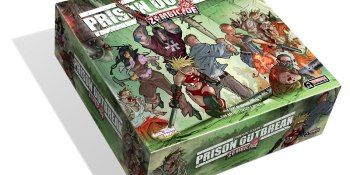 Great tabletop games for video gamers: Zombicide