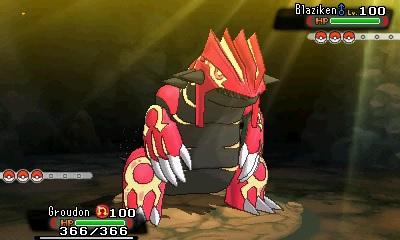 Pokémon Alpha Sapphire and Omega Ruby