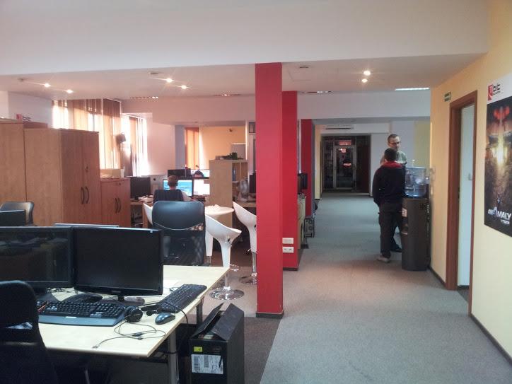 11 Bit Studios interior