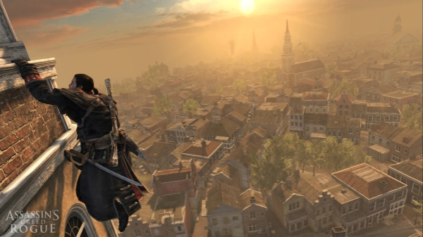 Assassin S Creed Rogue S Bad Boy Isn T Enough To Break The Series