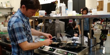 Hampton Creek's data scientists team up with chefs to find the holy grail of plant proteins