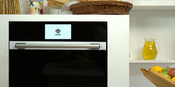 The Backed Pack: A smart oven, a finding device, & a sonic wine decanter
