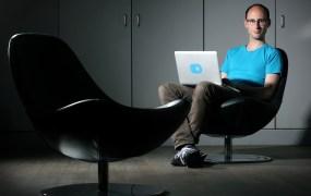 Prezi CEO/cofounder Peter Avrai