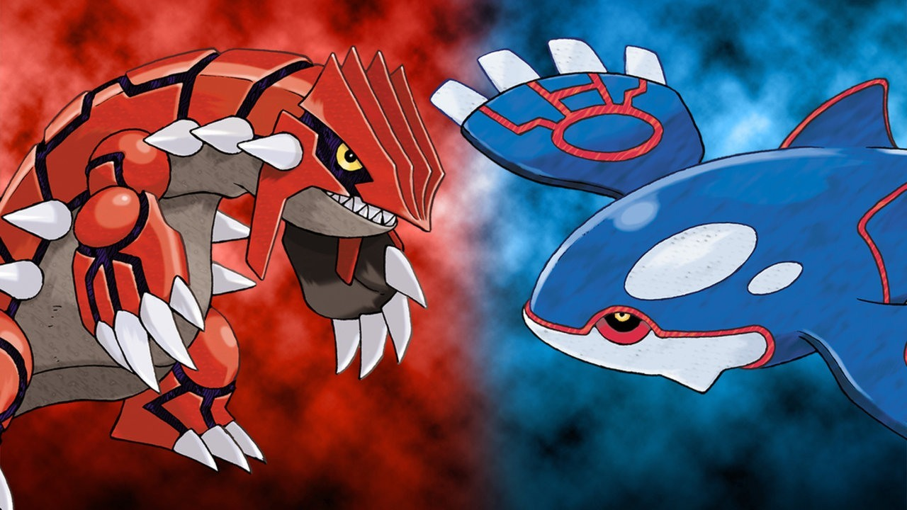 Nintendo's on a sales roll with Pokémon Omega Ruby and Alpha Sapphire for 3DS.
