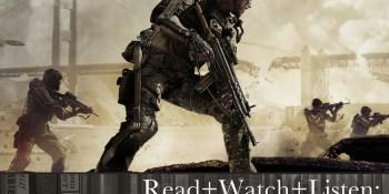 Read+Watch+Listen: Bonus Material for Call of Duty: Advanced Warfare fans