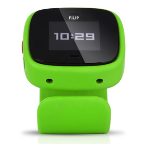 AT&T's new FiLIP wearable for kids.