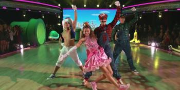 Legendary Nintendo composer arranged a new Super Mario Bros. medley for 'Dancing with the Stars'