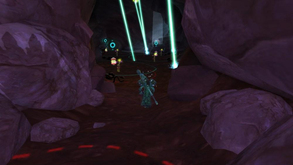 Warlords of Draenor treasure cache