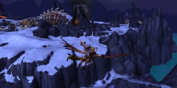 World of Warcraft finally adding flying to Draenor tomorrow