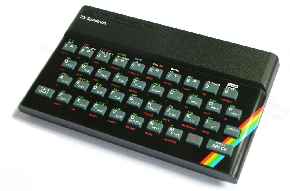 The ZX Spectrum provided the first taste of programming for many of Poland's game developers.