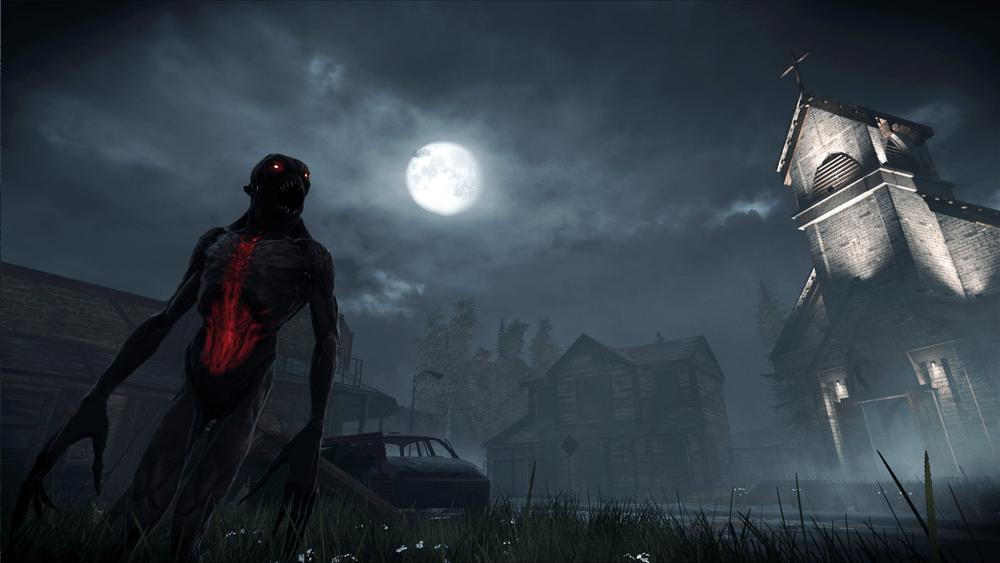 Alone in the Dark: Illumination walking in the moonlight