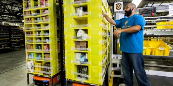 Amazon to boost holiday season hiring by 20% to 120,000 temporary workers