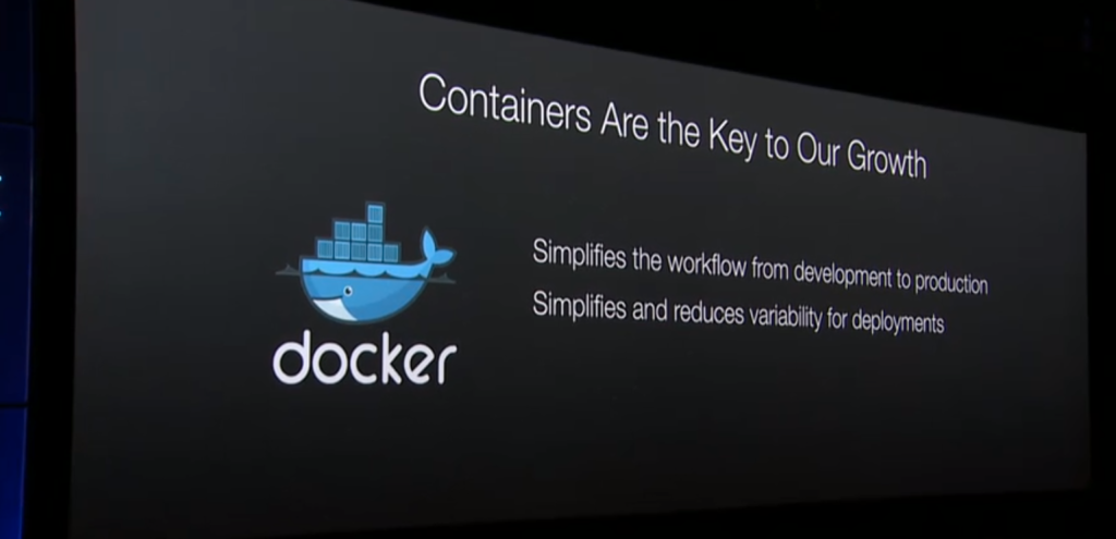 AWS Reinvent Docker containers 111314