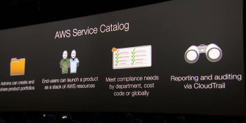 Amazon Web Services launches Service Catalog to give admins more control over usage