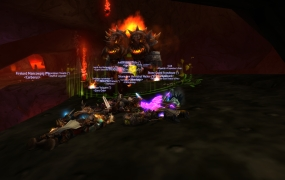 World of Warcraft Molten Core