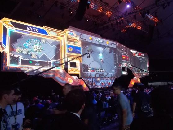BlizzCon 2014: StarCraft II stage