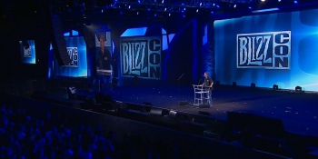Blizzard chief blasts GamerGate (without naming it) at BlizzCon, announces Ebola charity effort